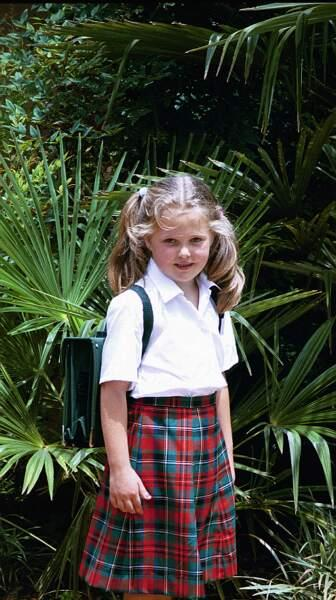 Robyn Starting School
